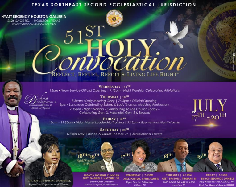 Texas Southeast Second Jurisdiction